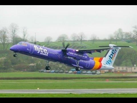 Drunk Flybe pilot arrested before flight