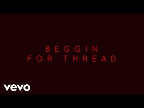 BANKS - Beggin For Thread (Lyric Video)