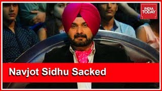 Navjot Sidhu Sacked From 'Kapil Sharma Show' Over Pulwama Remarks; Sidhu Claims Comments Distorted