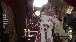 【秦時麗人明月心】The King's Woman 拍攝花絮 麗兒你該減肥了!