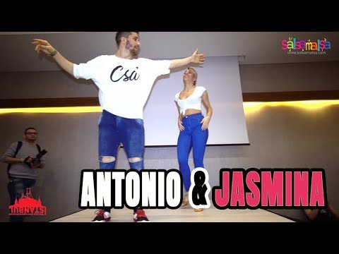 Antonio & Jasmina Workshop | IIDF-2018