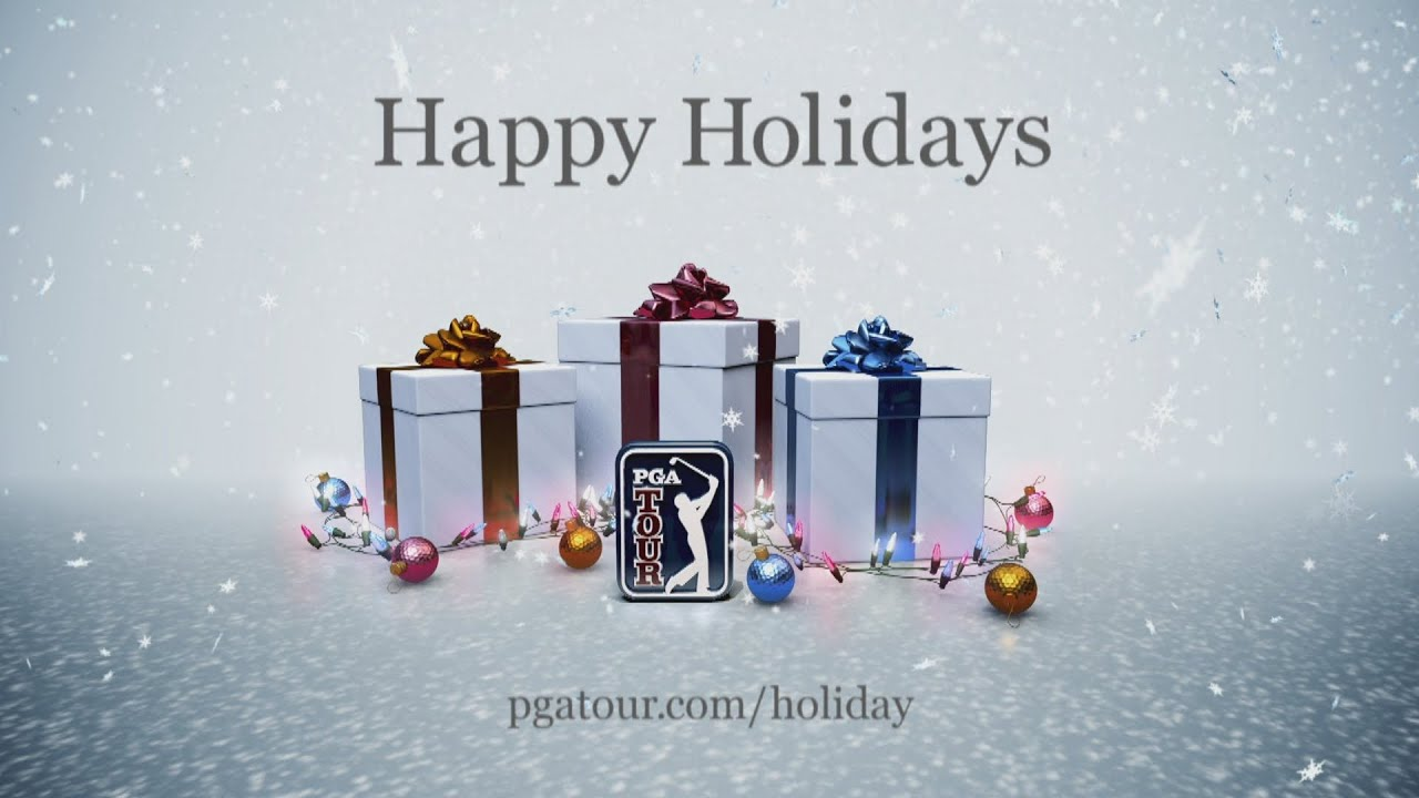 Give a Gift of Golf from the PGA TOUR
