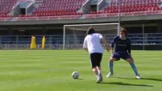 Lionel Messi - How to Dribble like me