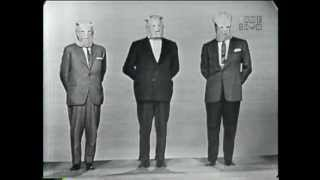 "Henry Morgan fools the panel of ""To Tell the Truth"" (February 18, 1963)"