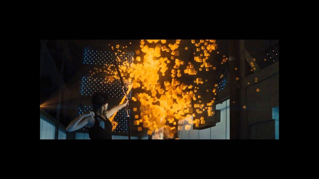 THG Catching Fire Katniss Training Scene YouTube