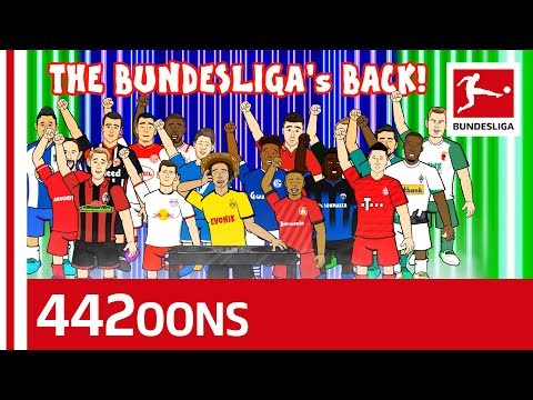 Bundesliga is Back Song 201920 - Powered By 442oons