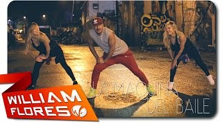 William Flores - La Maquina del baile (Daddy Yankee)