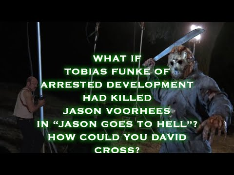 VKMTV - Tobias Funke kills Jason Voorhees (Insert Me Anywhere Recut)