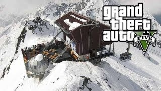 GTA 5 - Confirmed Snow, Shed Mystery Solved and Seasons?! (GTA V)