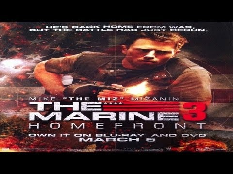 The Marine 3: Homefront DVD Review