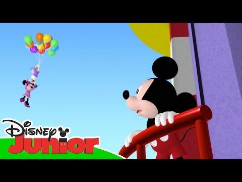 Magical Moments - La Casa di Topolino - Paperina e i palloncini a gas