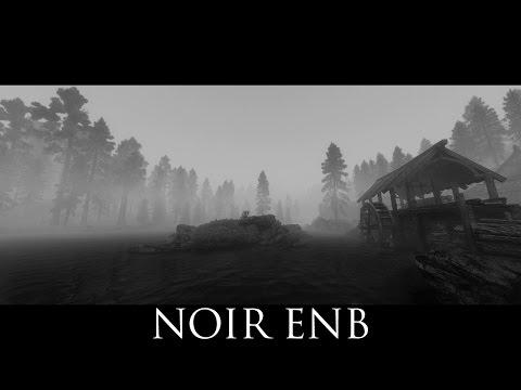 TES V - Skyrim Mods: Noir ENB 21:9