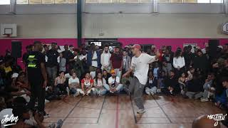 1/8 de Final Melting'G Battle 2K19 1vs1 - Rubix (Criminalz) vs Andrey Stylez