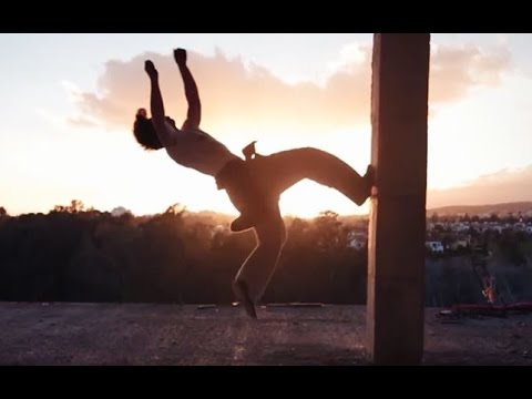 Parkour and Free Running 2014