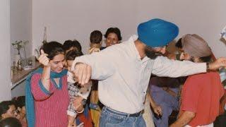 Rare Pictures Of Navjot Singh Sidhu
