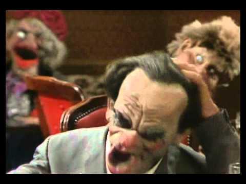 puppet Rupert Murdoch
