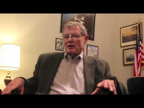 Sen. James Inhofe - full interview