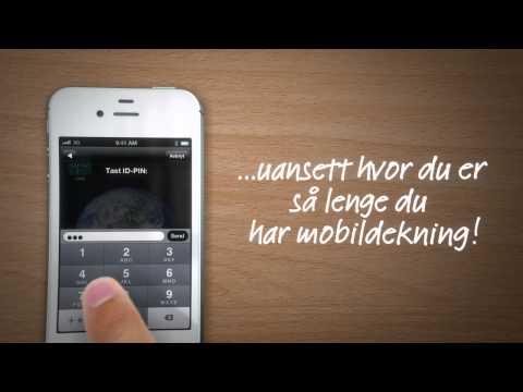 Lyst til å bruke mobilen din som kodebrikke? Her kan du se hvordan det fungerer. BankID på mobil bestiller du enkelt på www.dnb.no.