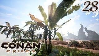 CONAN EXILES - Fiber Collecting Secret! - EP28 (Gameplay)