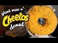GIANT MAC N' CHEETOS DONUT - Feat. THREADBANGER