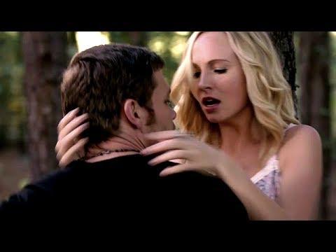 5x11 Klaus And Caroline Kiss & Klaroline Moments - The Vampire Diaries video