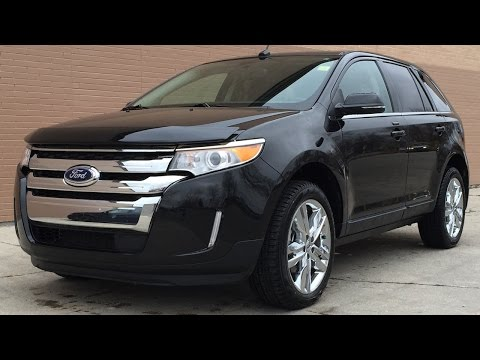 2014 Ford Edge Limited AWD - Leather Heated Seats, Panoramic Roof, Backup Camera | HUGE VALUE