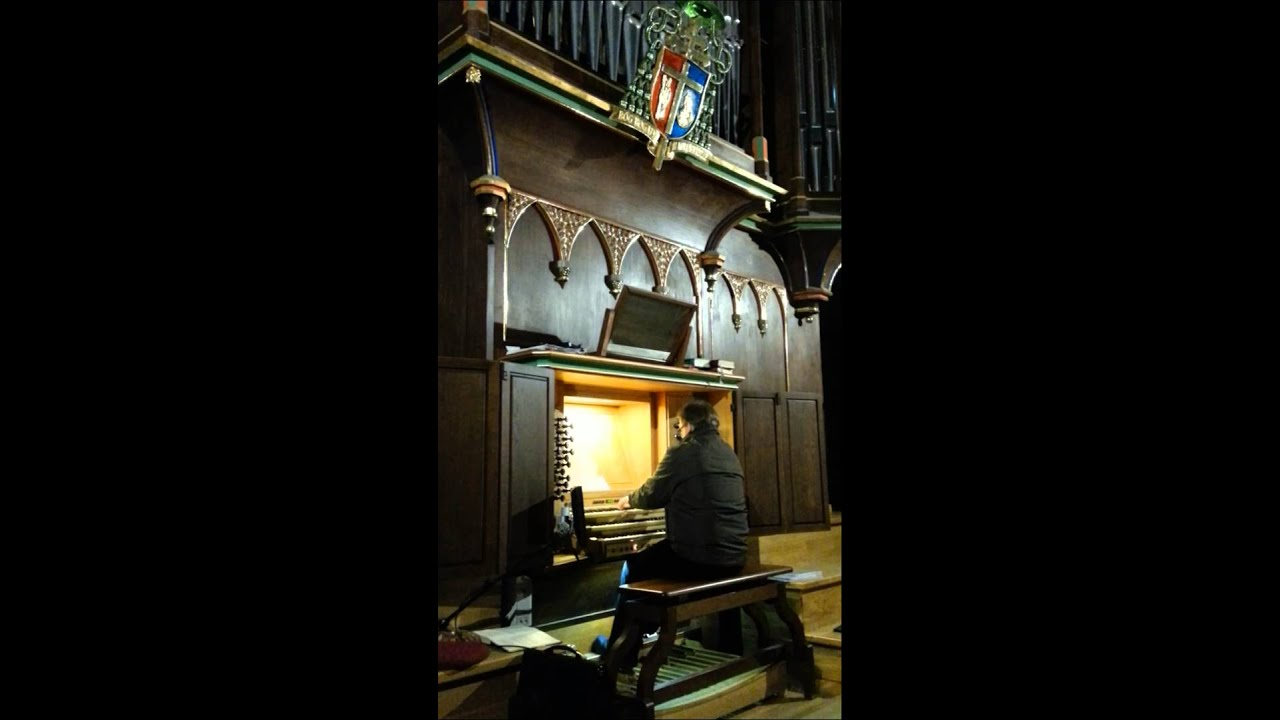 Toccata ( Widor) Katedra Olsztyn - Arkadiusz Poplawski - YouTube