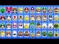 Mario Super Sluggers - All Characters thumbnail