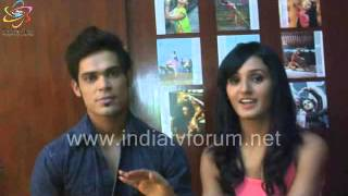 Kunwar Amarjeet Singh & Shakti Mohan share 3 unknown things on Arsha