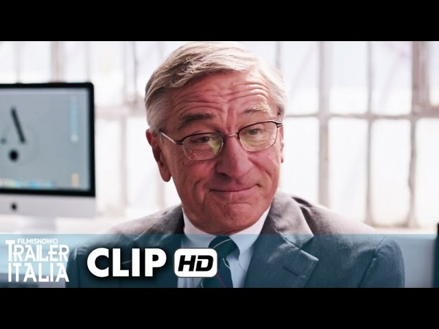 Lo stagista Inaspettato Clip 'Te lo ricordi vero?' (2015) - Anne Hathaway, Robert De Niro [HD]