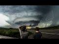 "Jaw-Dropping ""Alien Ship"" Supercell - Norfolk, Nebraska"