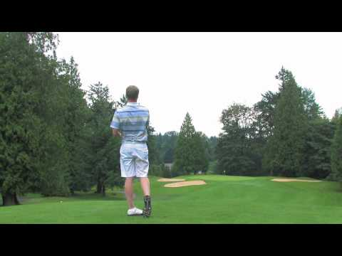 Sean McMullen Golf Swing