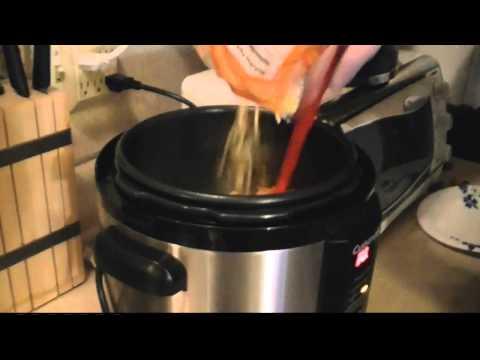 Pressure Cooker Pasta Macaroni and Cheese
