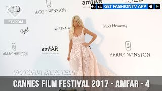 Cannes Film Festival 2017 - Amfar ft.Bella Hadid & Victoria Silvstedt - Part 4 | FashioNTV