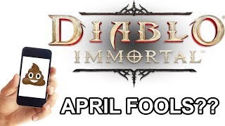 So How About That Diablo Immortal…