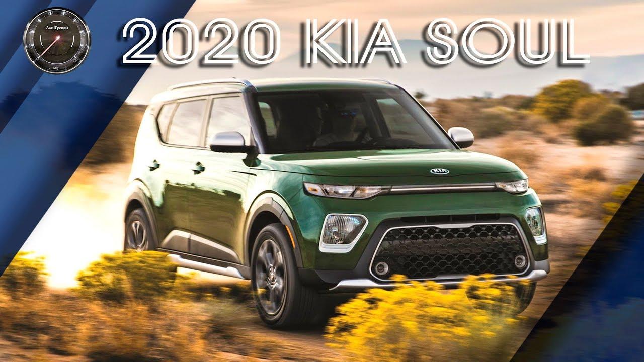Новый КИА Соул 2020 | Первый ОБЗОР 2020 Kia Soul 3 поколение