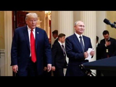 Senate Democrats want Trump's interpreter to testify before Congress