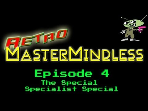 Retro MasterMindless Episode 4 - The Special Specialist Special