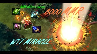 WTF Miracle vs Qojqva Highlight Best Moment - Miracle 8000 MMR