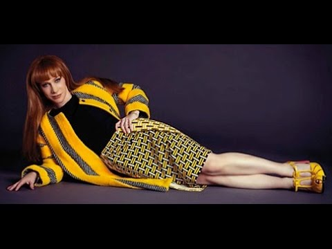 Kathy Griffin. Seriously. Hilarious interview to Healthy Living magazine's Yana Mandeville