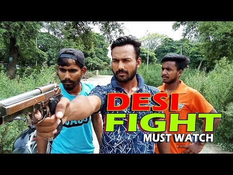 DESI FIGHT || DESI KARNAMA || NEW FUNNY VIDEO || CRACK MINDE