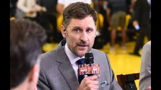 San Antonio Spurs hire Brent Barry as Vice President of Basketball Operations