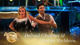 Davood & Nadiya Charleston to 'The Lambeth Walk'  - Strictly Come Dancing 2017