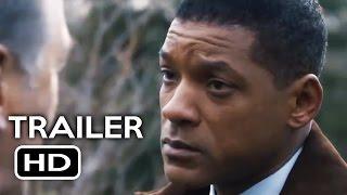 Concussion Official Trailer #1 (2015) Will Smith Drama Movie HD