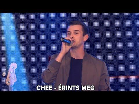 Berecz János Chee - Érints meg (Muzsika Tv - Frédy Show)