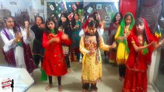 Sindhi Mashup Performed by Grade 6, 7 & 8
