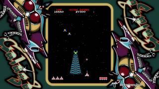 GALAGA (PS4 version) gameplay HD 720p #ps4share #ps4 #galaga