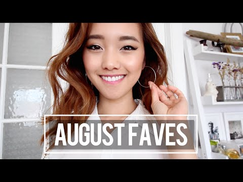 August Favorites 2014