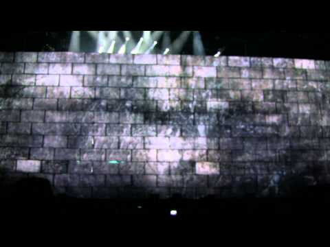 Roger Waters The Wall Wembley Stadium 9 14 13 London, UK
