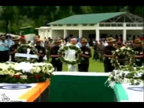 Uttarakhand Floods: Guard of honour for Uttarakhand bravehearts